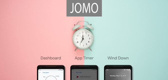 JOMO - Google's answer to FOMO